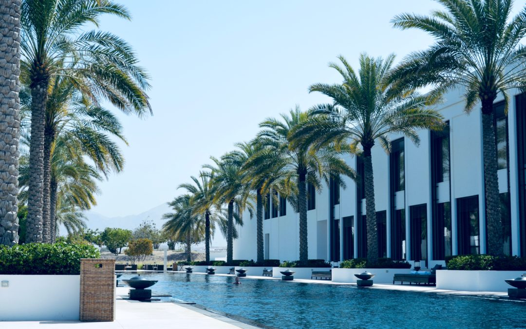 The Chedi Muscat – Oman
